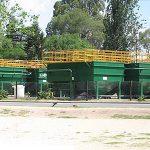 Planta de tratamiento de efluentes, Villa Carlos Paz.